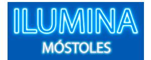 Ilumina Móstoles 2018 Logo