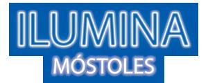 Ilumina Móstoles 2019 Logo